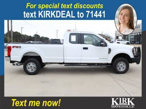 2018 Ford F-350 Super Duty for sale at Kirk Brothers Batesville in Batesville MS