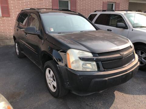 2005 Chevrolet Equinox for sale at Rine's Auto Sales in Mifflinburg PA