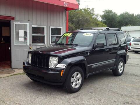 2011 Jeep Liberty for sale at Midwest Auto & Truck 2 LLC in Mansfield OH