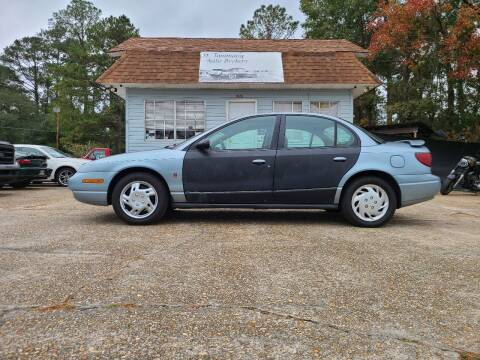 2002 Saturn S-Series for sale at St. Tammany Auto Brokers in Slidell LA