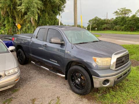 2007 Toyota Tundra for sale at Harbor Oaks Auto Sales in Port Orange FL