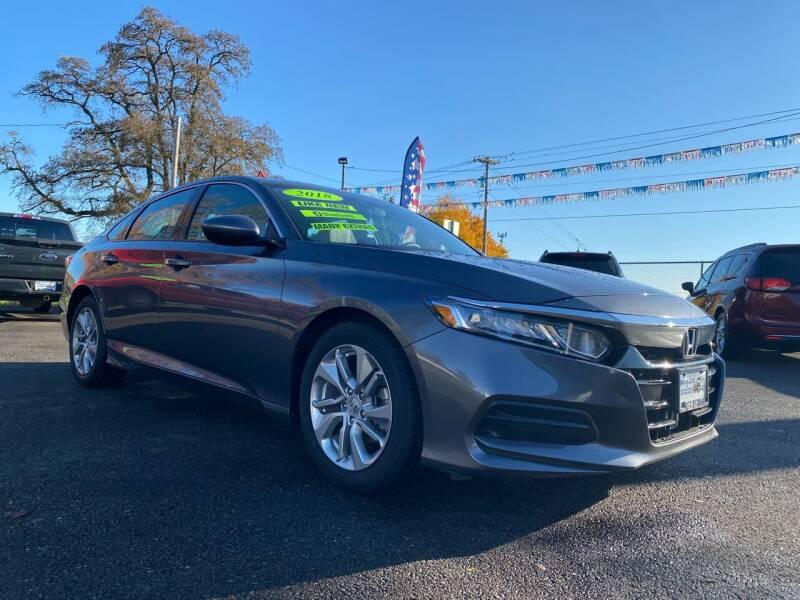 2018 Honda Accord LX 4dr Sedan - Woodburn OR