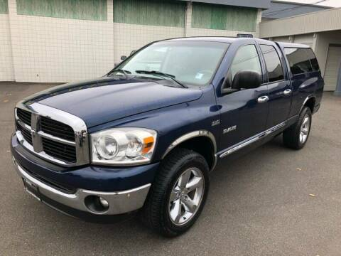 2008 Dodge Ram Pickup 1500 for sale at TacomaAutoLoans.com in Tacoma WA