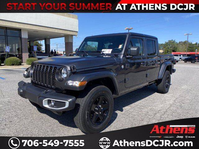 2021 Jeep Gladiator for sale in Athens, GA