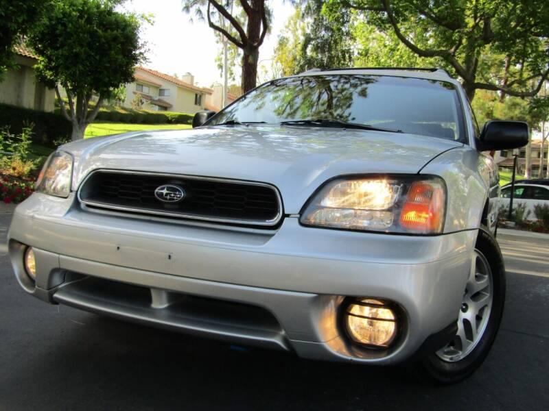 2004 Subaru Outback for sale at E MOTORCARS in Fullerton CA
