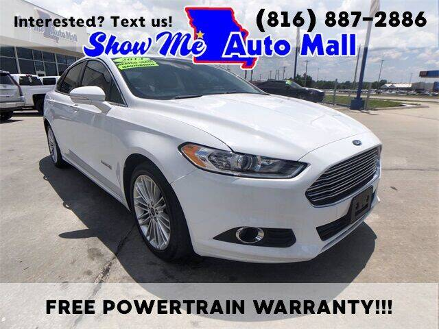 2014 Ford Fusion Hybrid for sale in Harrisonville, MO