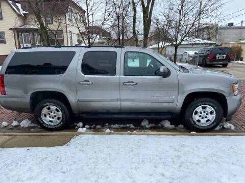 2007 Chevrolet Suburban for sale at RIVER AUTO SALES CORP in Maywood IL