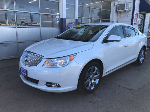 2011 Buick LaCrosse for sale at Jack E. Stewart's Northwest Auto Sales, Inc. in Chicago IL