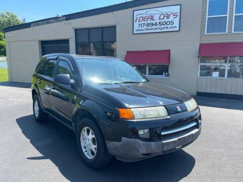 2004 Saturn Vue for sale at I-Deal Cars LLC in York PA