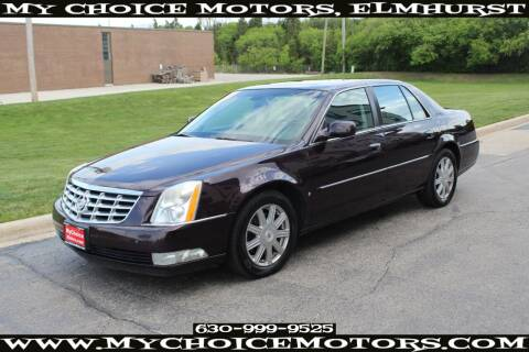 2008 Cadillac DTS for sale at Your Choice Autos - My Choice Motors in Elmhurst IL