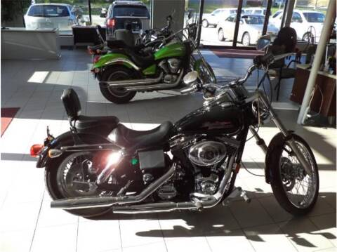 1999 Harley Davidson Dyna Low Rider for sale at United Auto Group in Putnam CT