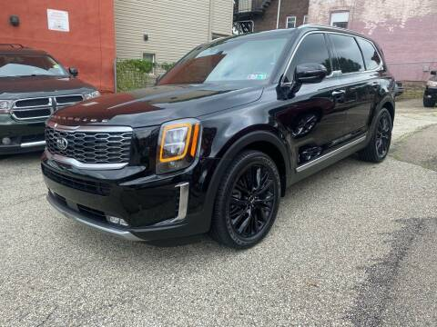2020 Kia Telluride for sale at MG Auto Sales in Pittsburgh PA