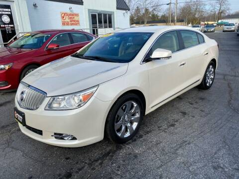 2011 Buick LaCrosse for sale at Huggins Auto Sales in Ottawa OH