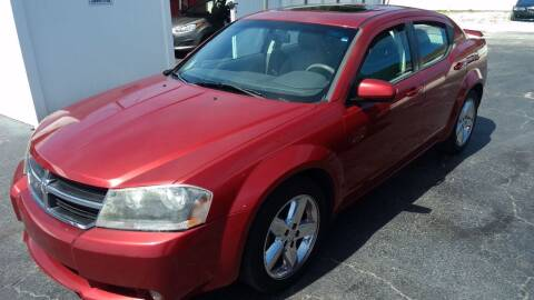2008 Dodge Avenger for sale at AFFORDABLE AUTO SALES in We Finance Everyone! FL