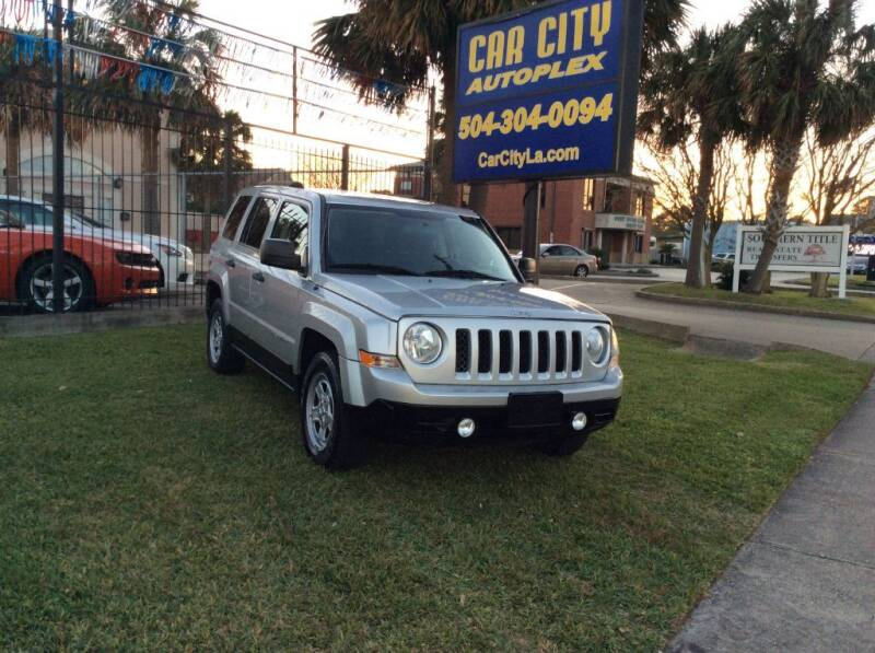 2012 Jeep Patriot for sale at Car City Autoplex in Metairie LA