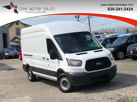 2019 Ford Transit Cargo for sale at Star Motor Sales in Downers Grove IL