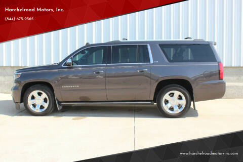 2015 Chevrolet Suburban for sale at Harchelroad Motors, Inc. in Imperial NE