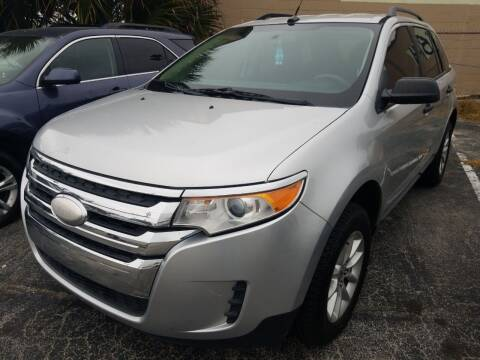 2013 Ford Edge for sale at Castle Used Cars in Jacksonville FL