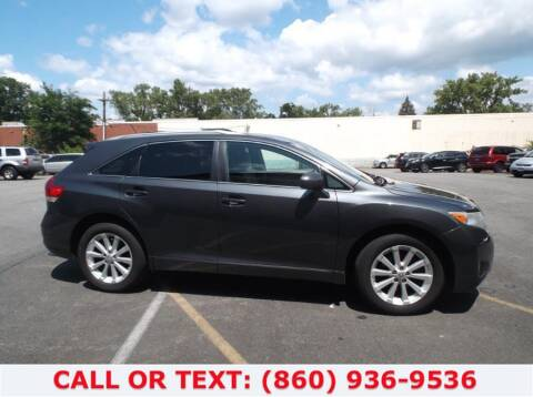 2010 Toyota Venza for sale at Lee Motor Sales Inc. in Hartford CT