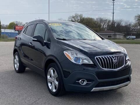 2015 Buick Encore for sale at Betten Baker Preowned Center in Twin Lake MI