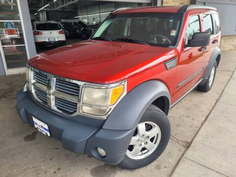 2007 Dodge Nitro for sale at Car Planet Inc. in Milwaukee WI