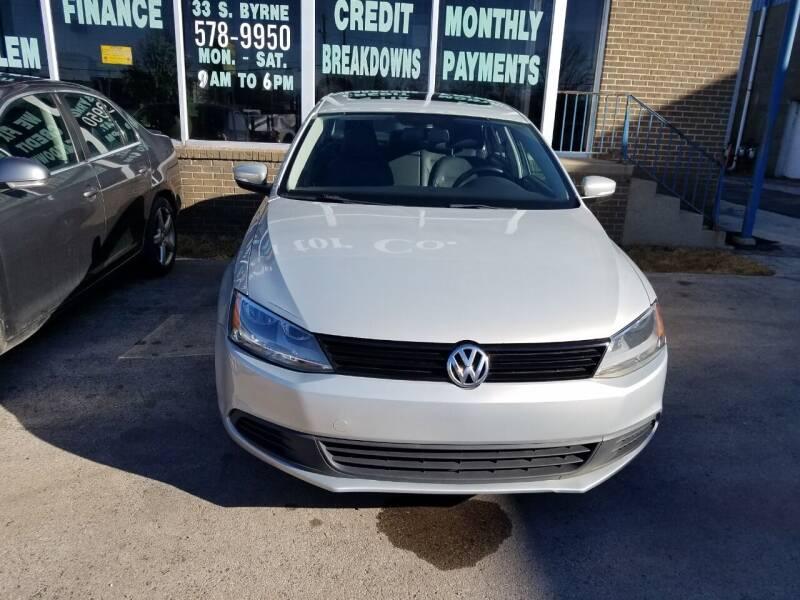 2011 Volkswagen Jetta for sale at Royal Motors - 33 S. Byrne Rd Lot in Toledo OH