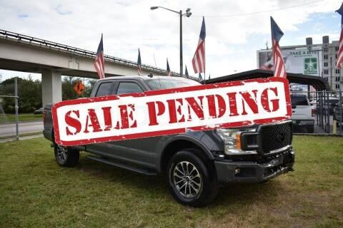 2018 Ford F-150 for sale at STS Automotive - Miami, FL in Miami FL