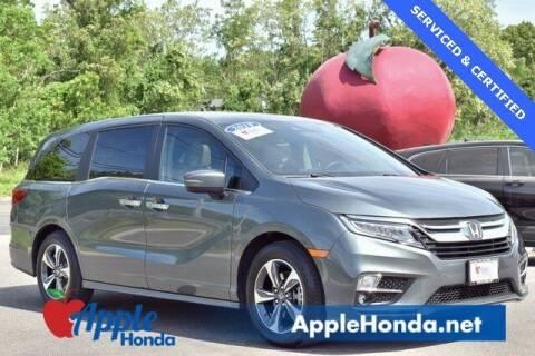 2019 Honda Odyssey for sale at APPLE HONDA in Riverhead NY