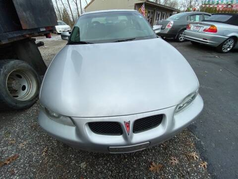 2003 Pontiac Grand Prix for sale at Johnson Car Company llc in Crown Point IN