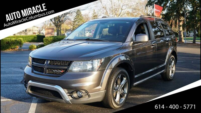 2017 Dodge Journey for sale at Auto Miracle in Columbus OH