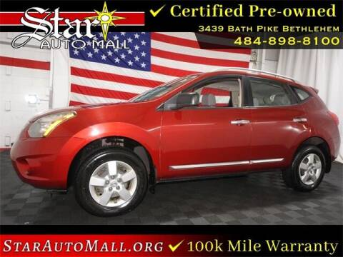 2014 Nissan Rogue Select for sale at STAR AUTO MALL 512 in Bethlehem PA