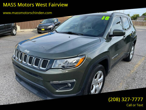 2018 Jeep Compass for sale at M.A.S.S. Motors - West Fairview in Boise ID