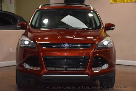 2015 Ford Escape for sale at Tampa Bay AutoNetwork in Tampa FL