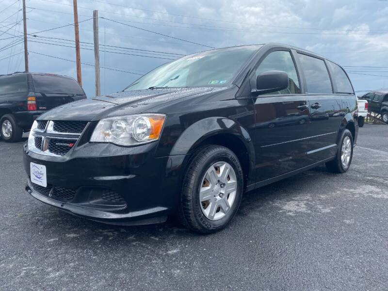 2012 Dodge Grand Caravan for sale at Clear Choice Auto Sales in Mechanicsburg PA