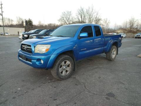 2007 Toyota Tacoma for sale at Cruisin' Auto Sales in Madison IN