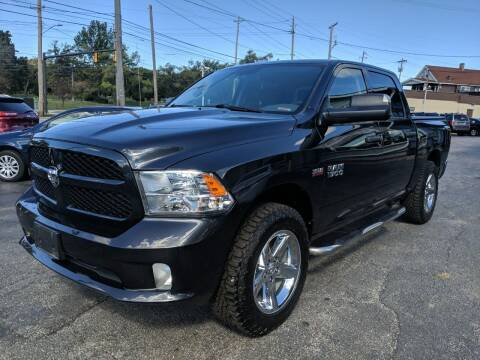 2015 RAM Ram Pickup 1500 for sale at Richland Motors in Cleveland OH