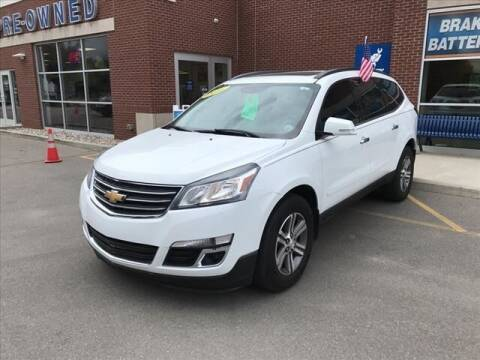 2016 Chevrolet Traverse for sale at Atchinson Ford Sales Inc in Belleville MI