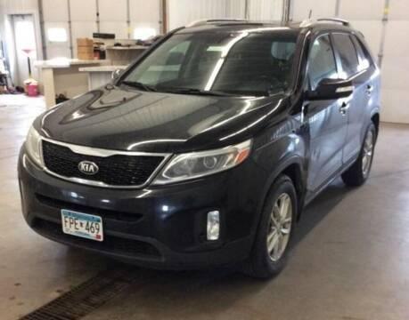 2014 Kia Sorento for sale at Capital Fleet  & Remarketing  Auto Finance in Columbia Heights MN