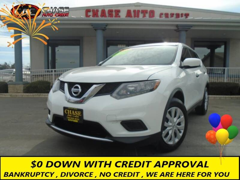 2016 Nissan Rogue for sale at Chase Auto Credit in Oklahoma City OK