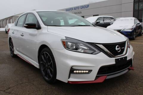 2017 Nissan Sentra for sale at SHAFER AUTO GROUP in Columbus OH