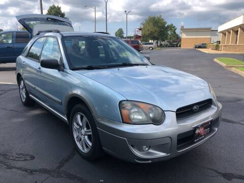 2005 Subaru Impreza for sale at Mike's Auto Sales INC in Chesapeake VA