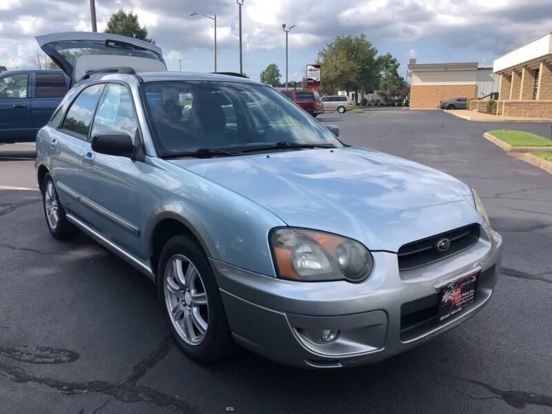 2005 Subaru Impreza for sale at Mike's Auto Sales INC in Chesapeake VA