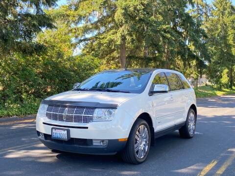 2008 Lincoln MKX for sale at H&W Auto Sales in Lakewood WA
