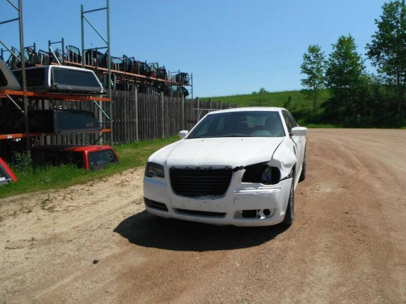 2014 Chrysler 300 for sale at CousineauCrashed.com in Weston WI