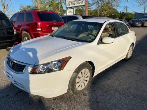 2009 Honda Accord for sale at Noel Motors LLC in Griffin GA
