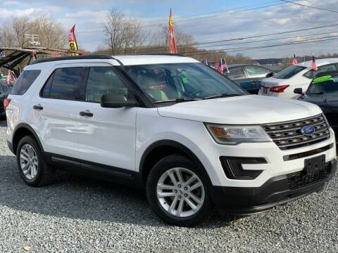 2017 Ford Explorer for sale at A&M Auto Sale in Edgewood MD