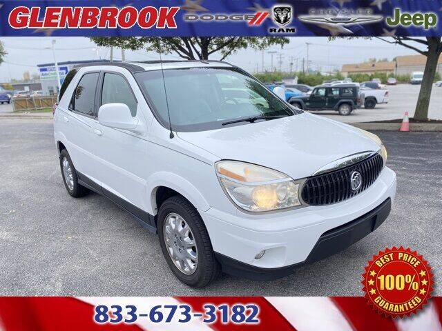 2007 Buick Rendezvous for sale at Glenbrook Dodge Chrysler Jeep Ram and Fiat in Fort Wayne IN