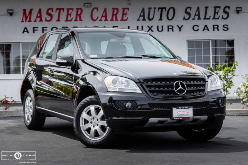 2006 Mercedes-Benz M-Class for sale at Mastercare Auto Sales in San Marcos CA