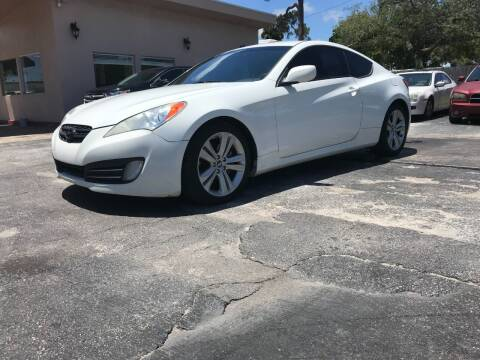 2010 Hyundai Genesis Coupe for sale at AutoVenture in Holly Hill FL