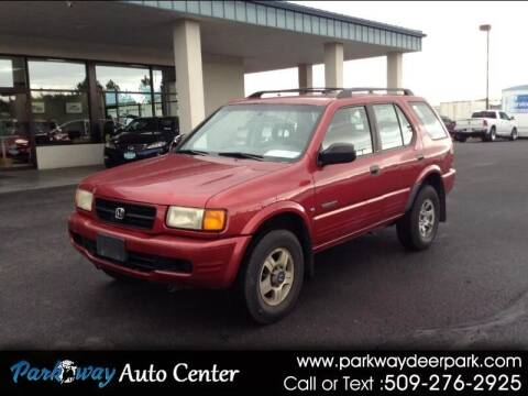 1998 Honda Passport for sale at PARKWAY AUTO CENTER AND RV in Deer Park WA